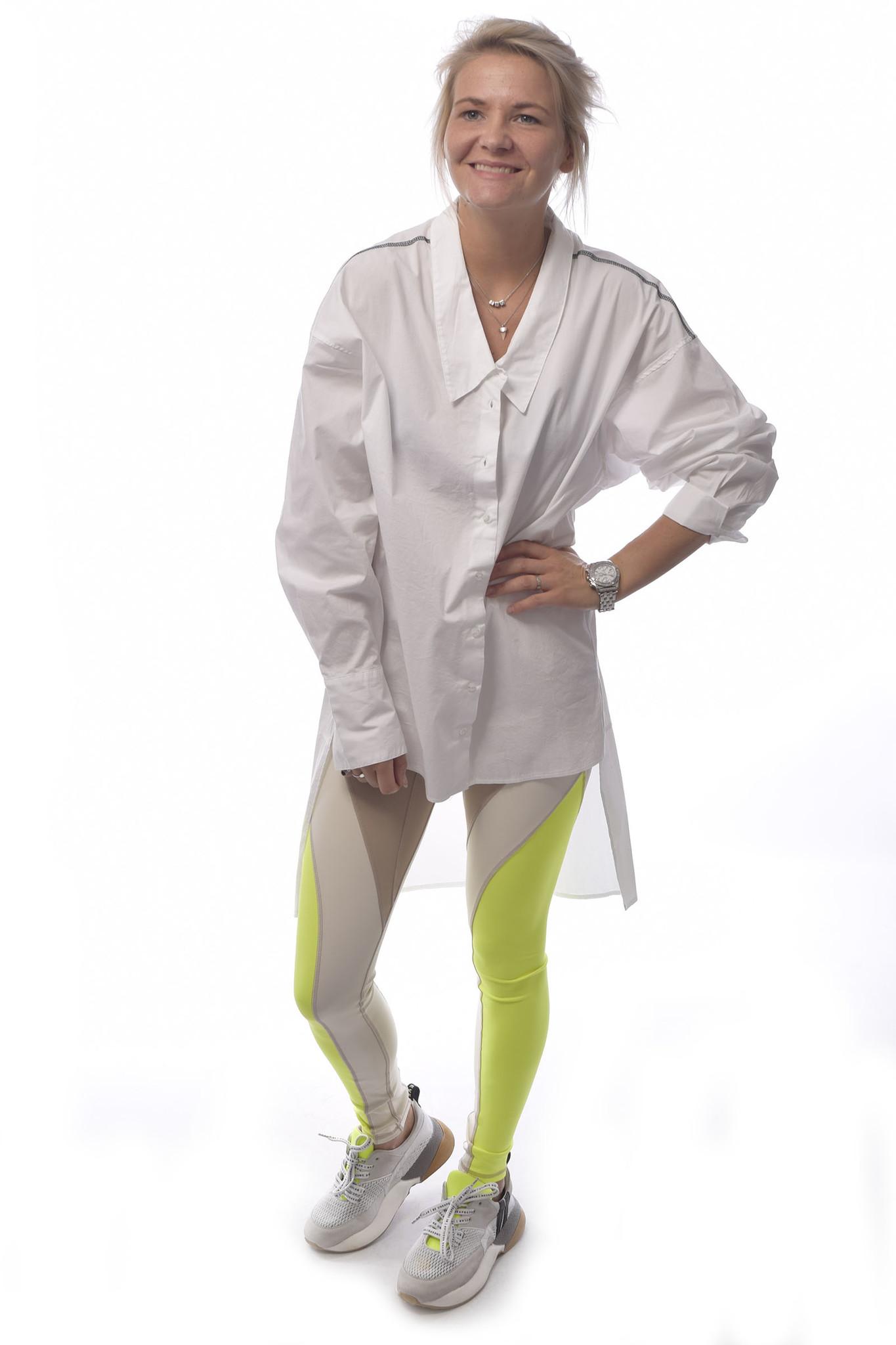 10Days White Shirt Dress 20.401.9103