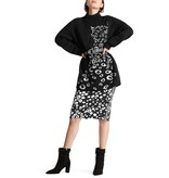 Marc Cain Black/White Knitted Sweater MC4130