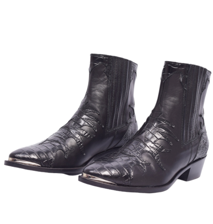 Toral Shoes Toral Shoes Black Boots TL
