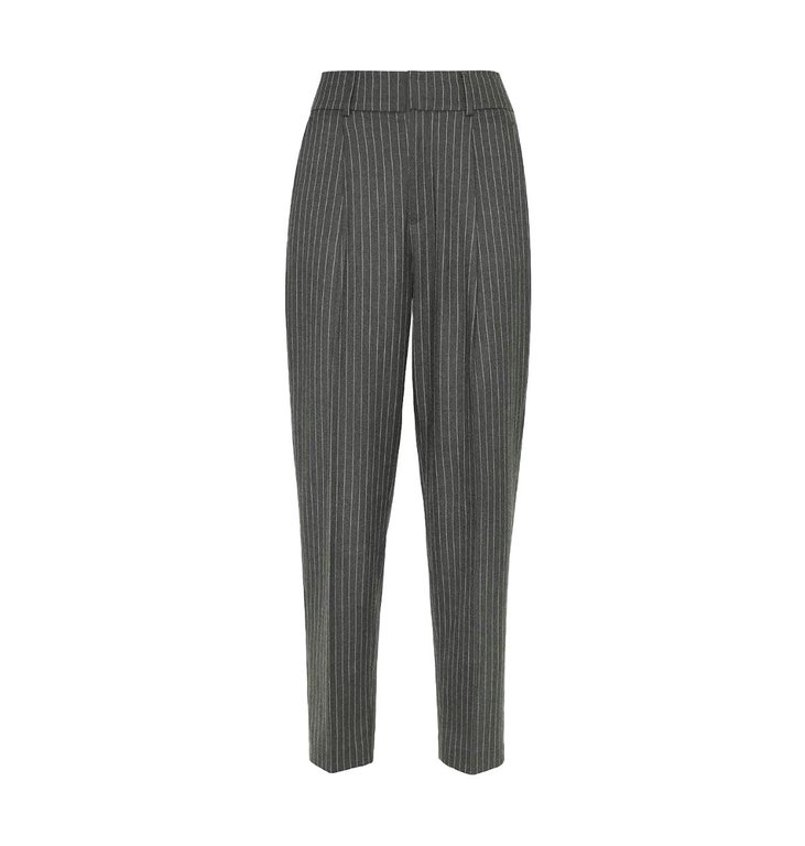 Anine Bing Anine Bing Anthraciet Becky Trousers AB32