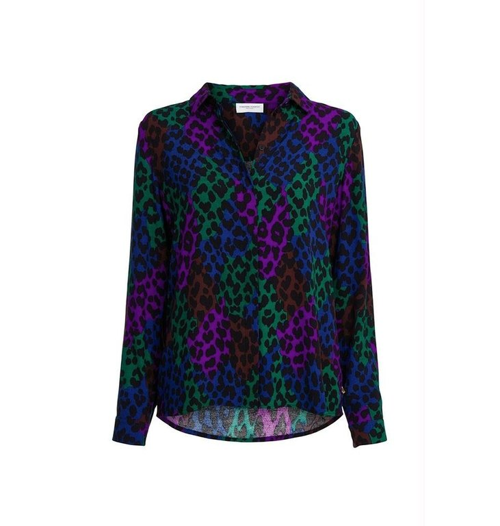 Fabienne Chapot Fabienne Chapot Blue/Multicolour Blouse Perfect