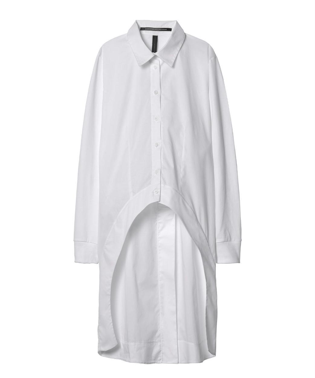 10Days White Smoking Shirt 20.400.9103/8
