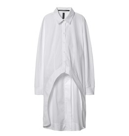 10Days 10Days White Smoking Shirt 20.400.9103/8