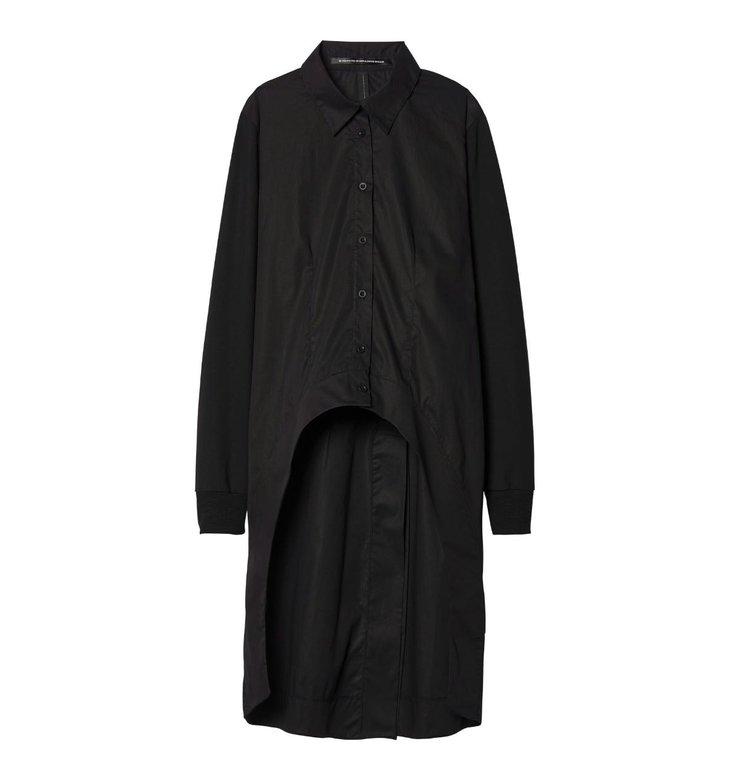 10Days 10Days Black Smoking Shirt 20.400.9103/8