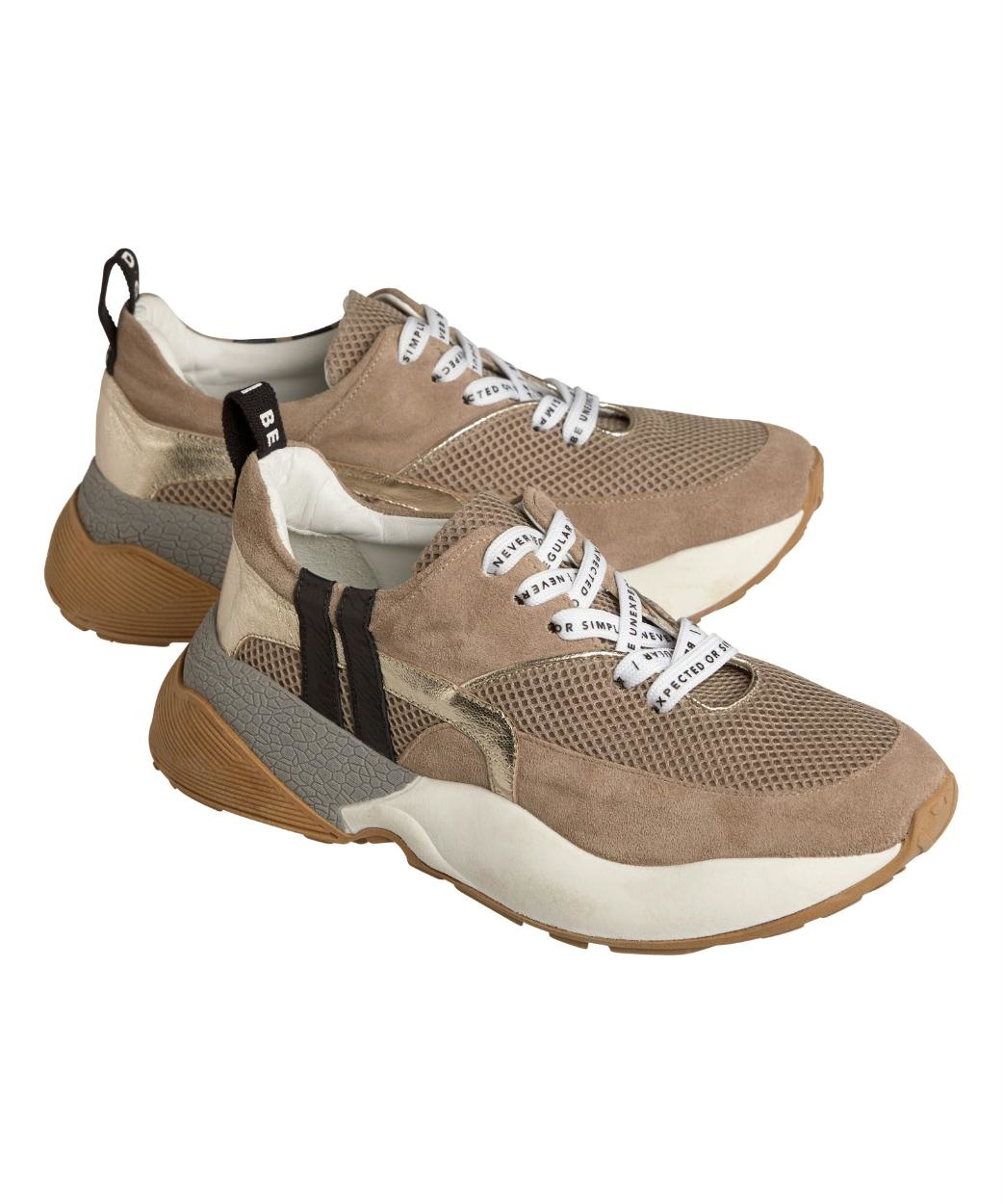 10Days Champagne Tech Sneakers 20.935.9103/8