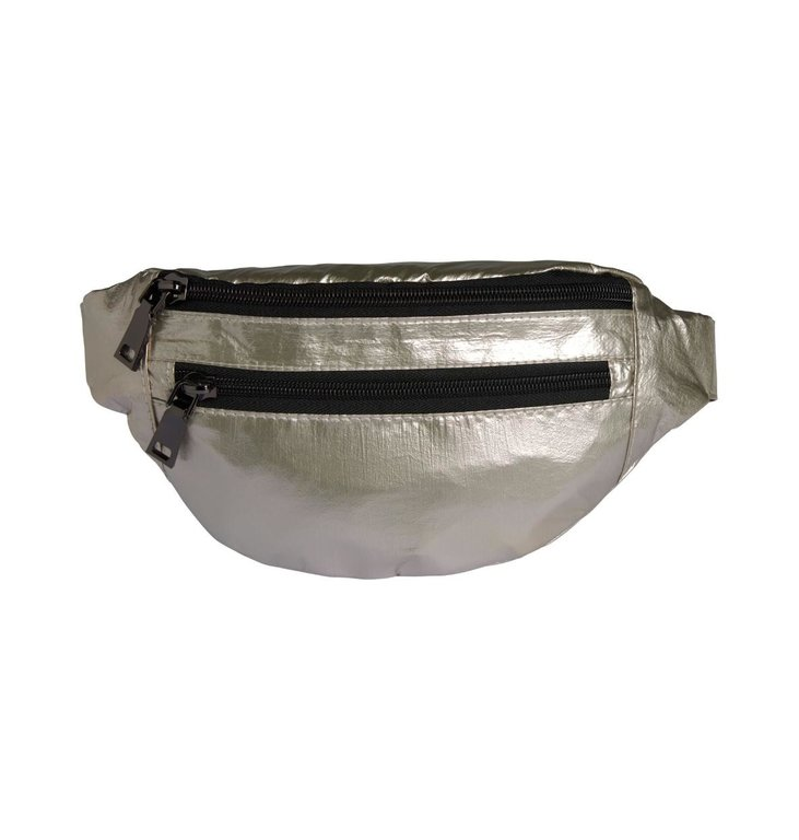10Days 10Days Gold Fanny Pack Metallic 20.960.9103/8