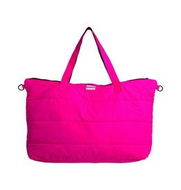 10Days 10Days Fluor pink Shopper Puffed Nylon 20.950.9103/8