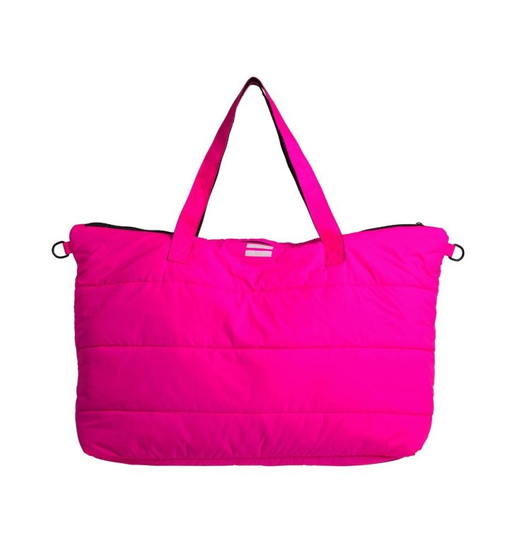 10Days 10Days Fluor pink Shopper Puffed Nylon 20.950.9103/8