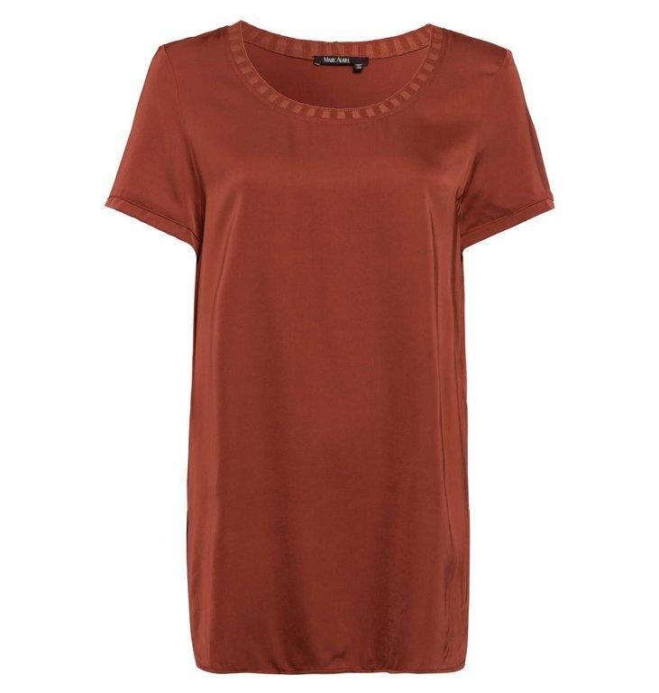 Marc Aurel Marc Aurel Roest Shirt 6221