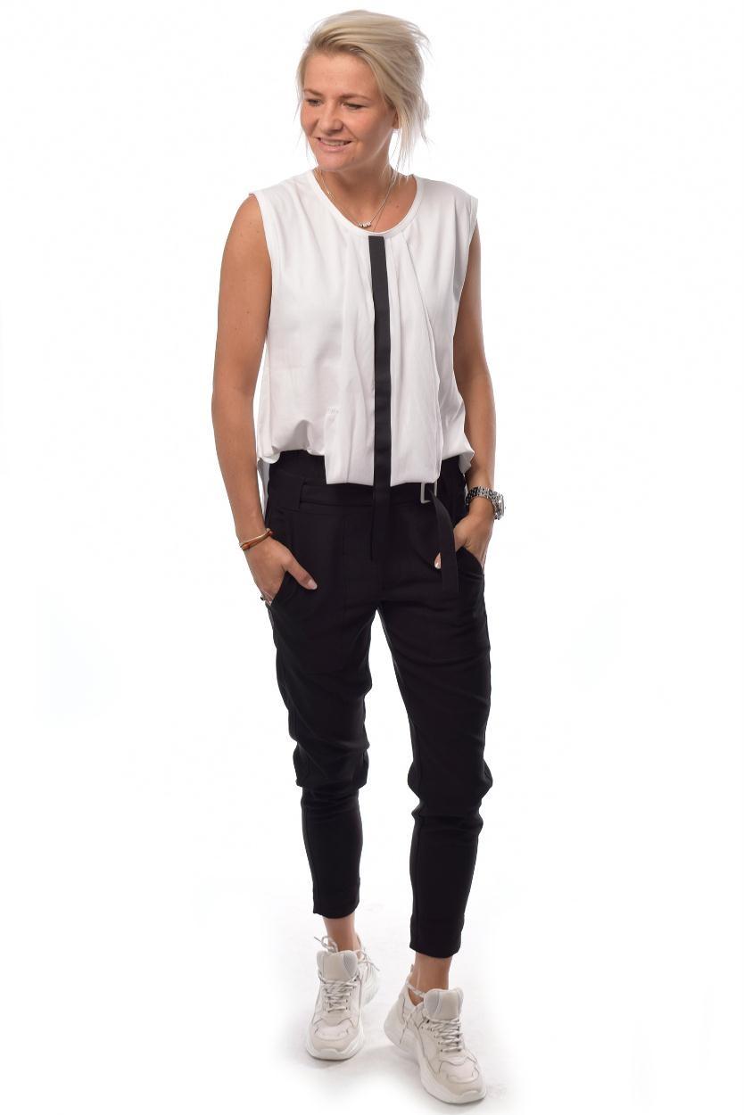 10Days Black Pants 20.044.9103/8