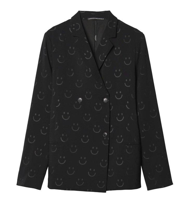 10Days 10Days Black Happy Blazer 20.507.9103/8