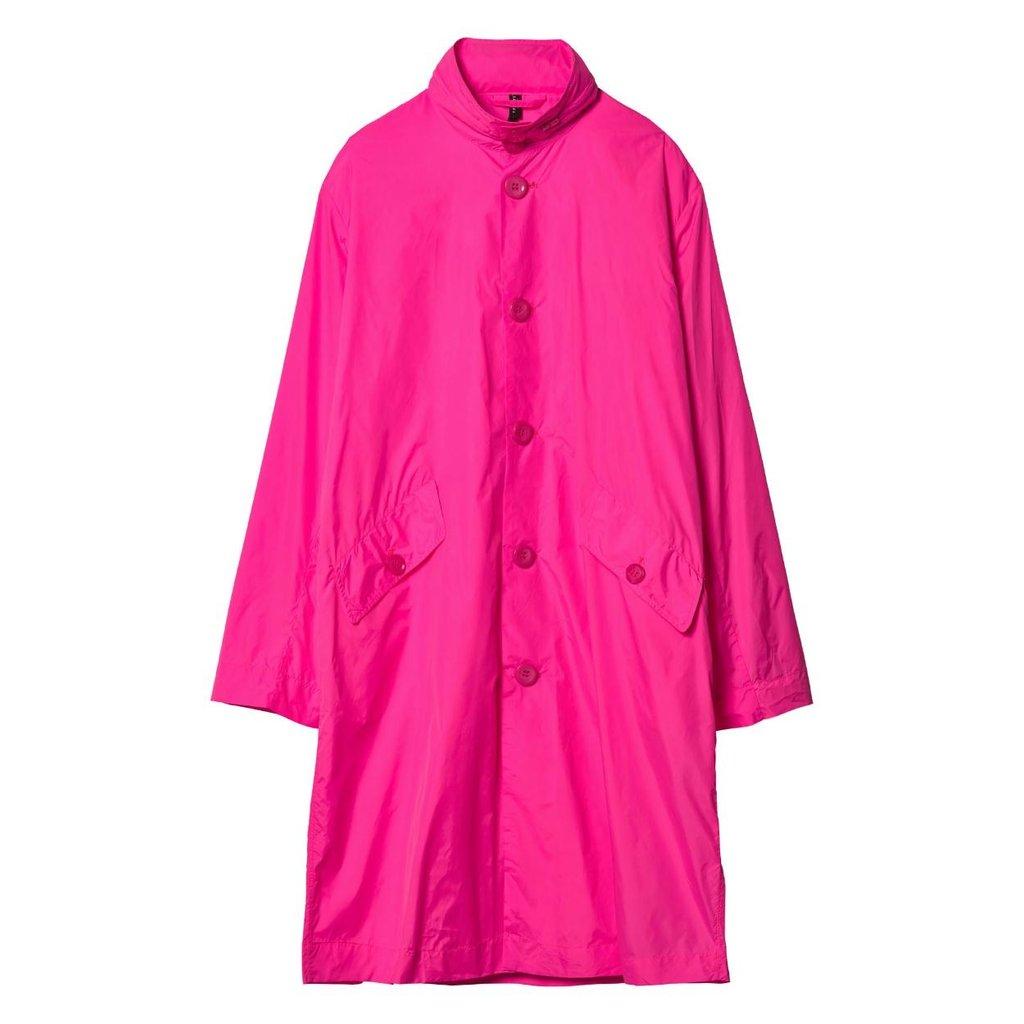 10Days Fluor Pink Nylon Coat 20.577.9103/8