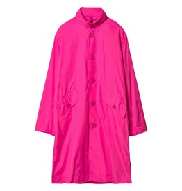 10Days 10Days Fluor pink Nylon Coat 20.577.9103/8