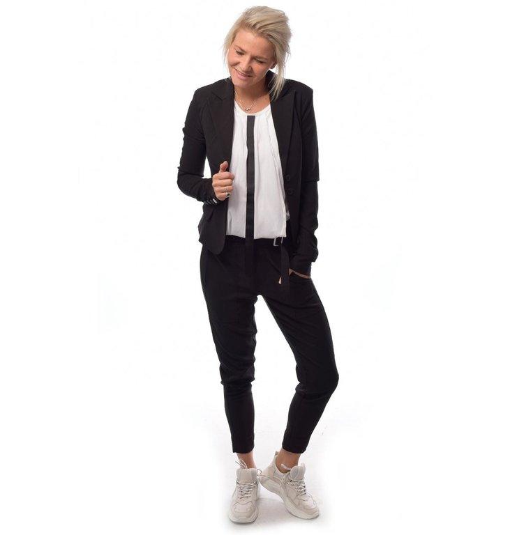 10Days 10Days Black Blazer XL Sleeves 20.514.9103/8