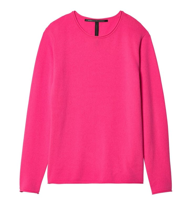 10Days 10Days Fluor pink Sweater Crew Neck 20.602.9103/8