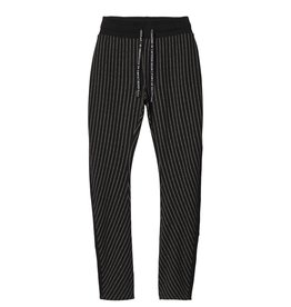 10Days 10Days Black Banana Pants Text 20.001.9103/8