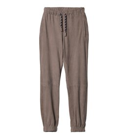 10Days 10Days Suede Leather Jogger 20.055.9103/8