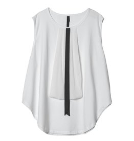 10Days 10Days White Oversized Top 20.452.9103/8