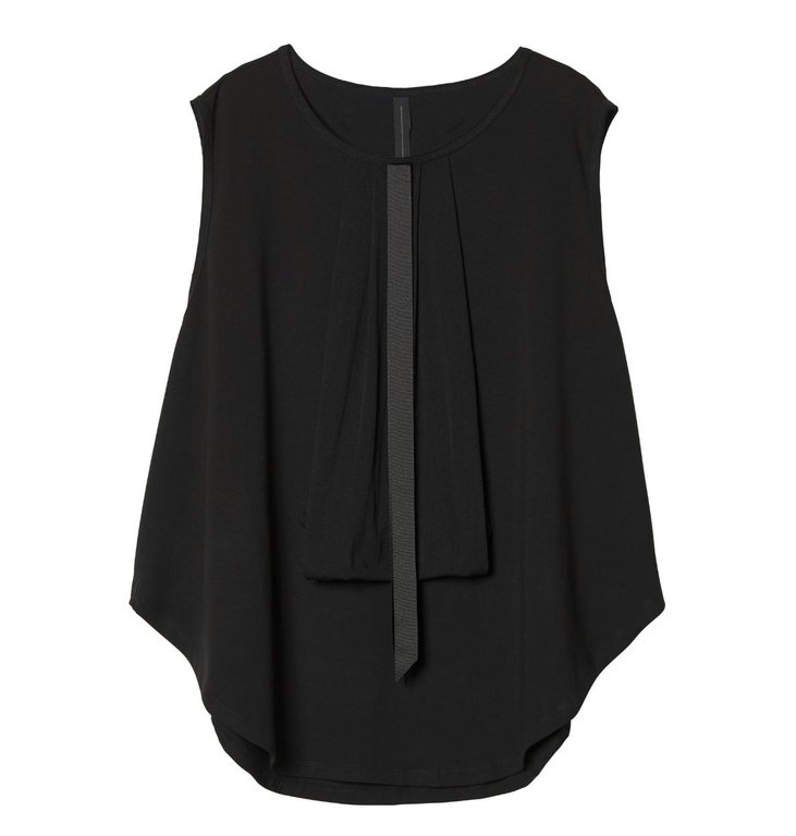 10Days 10Days Black Oversized Top 20.452.9103/8