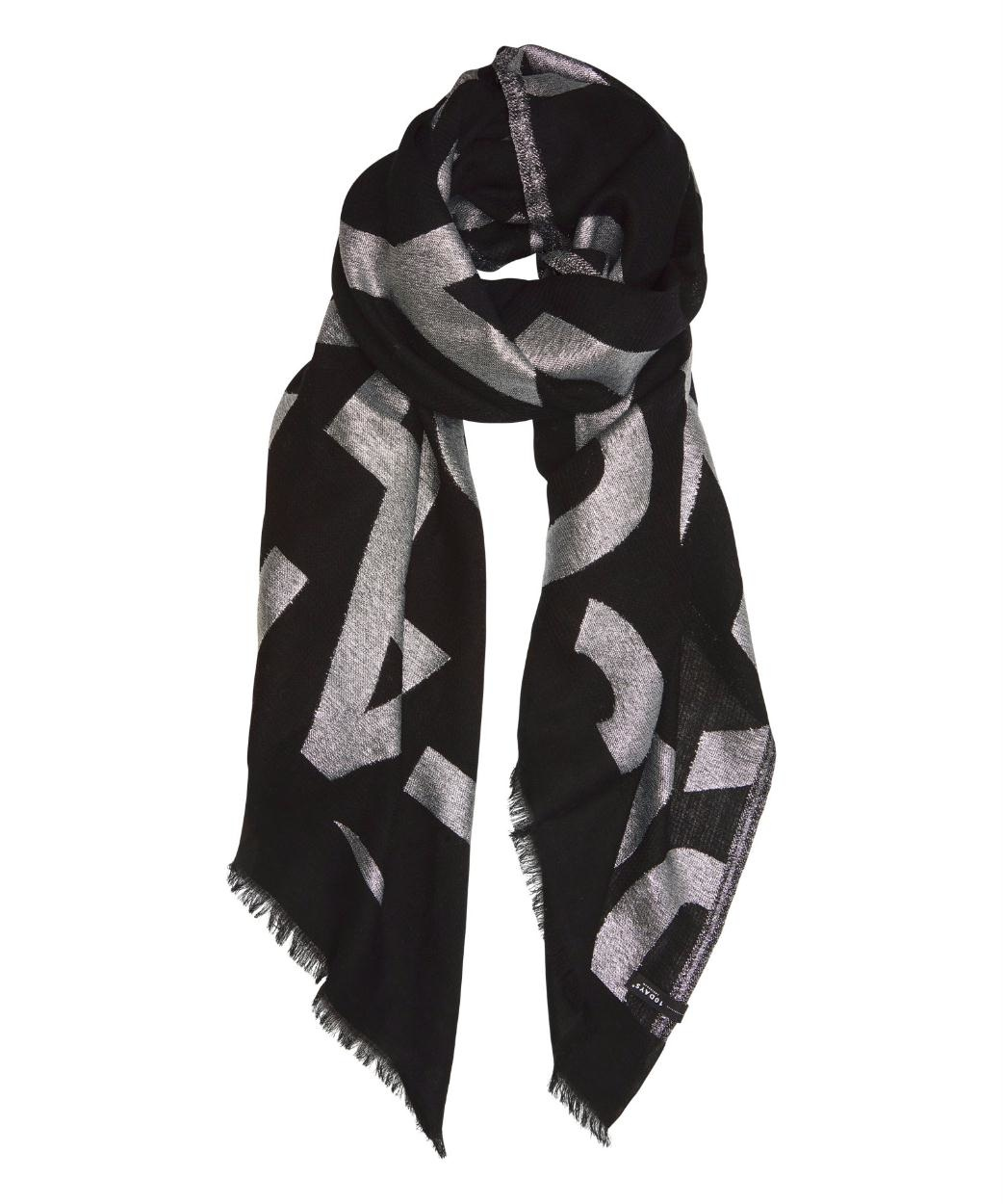 10Days Scarf Lurex Big Logo 20.905.9103/8