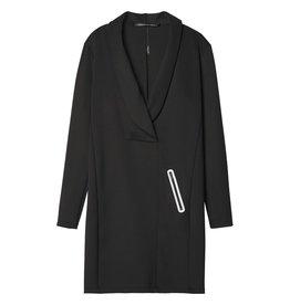 10Days 10Days Black Smoking Dress 20.335.9103/8