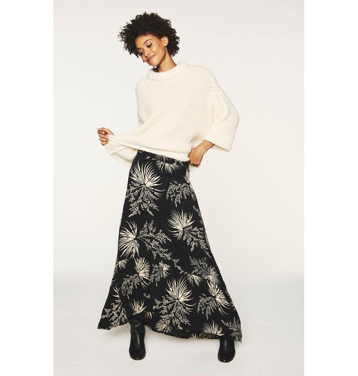 Ba&sh Ba&sh Black Skirt Edna