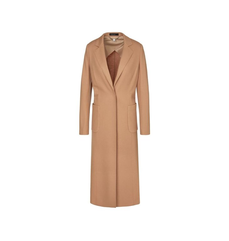 Marc Cain Marc Cain Camel Coat MC1116