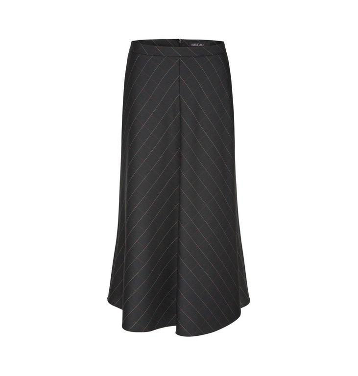 Marc Cain Marc Cain Black Skirt MC7108