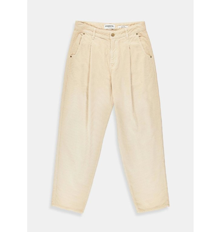 Essentiel Antwerp Essentiel Antwerp Ecru Pants Troubled