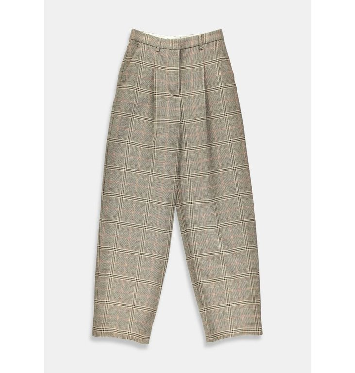 Essentiel Antwerp Essentiel Antwerp Plaid Pants Traktor
