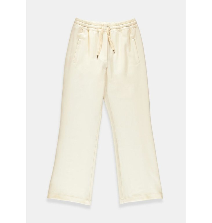 Essentiel Antwerp Essentiel Antwerp Ecru Pants Thunderdome
