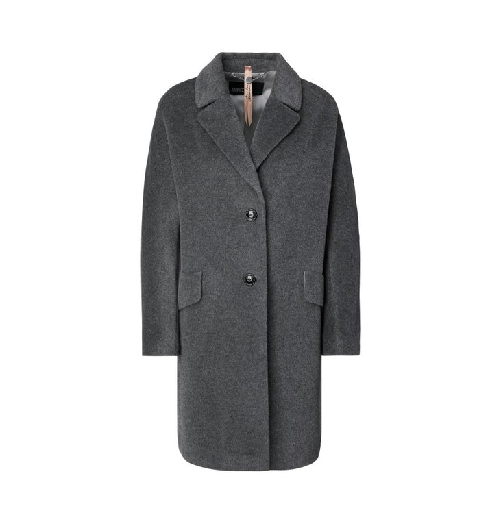 Marc Cain Marc Cain Grey Coat MA1118