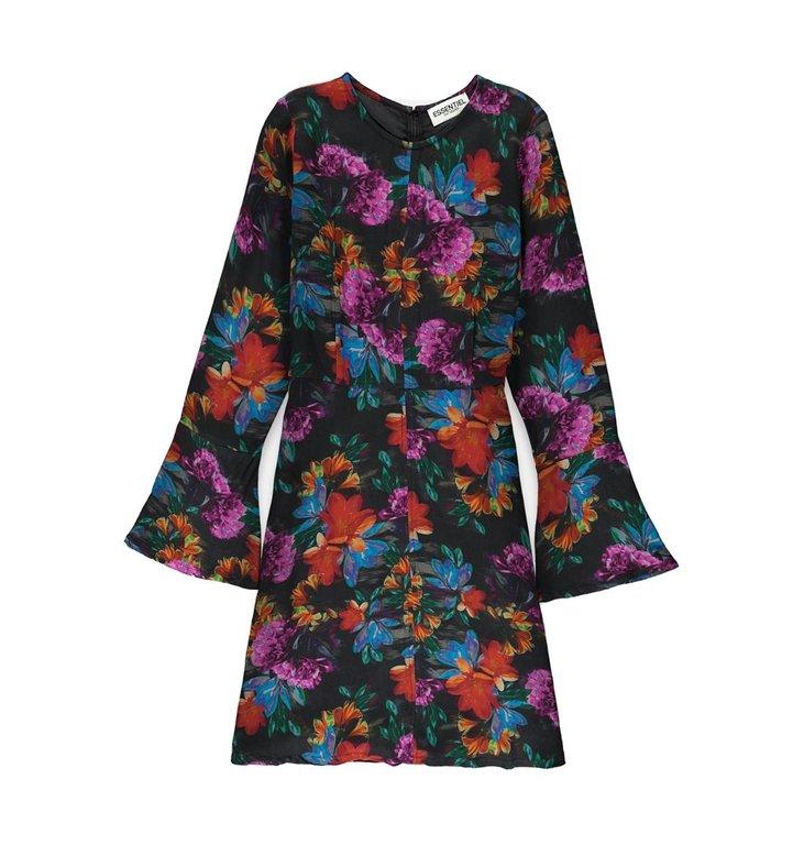 Essentiel Antwerp Essentiel Antwerp Floral Mini Dress Taurent