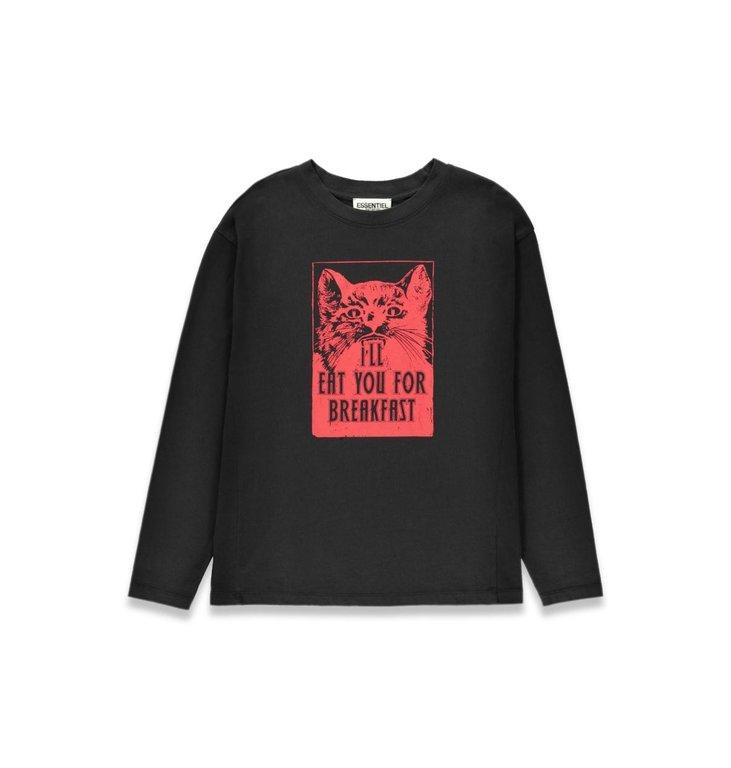Essentiel Antwerp Essentiel Antwerp Black Shirt Tangi