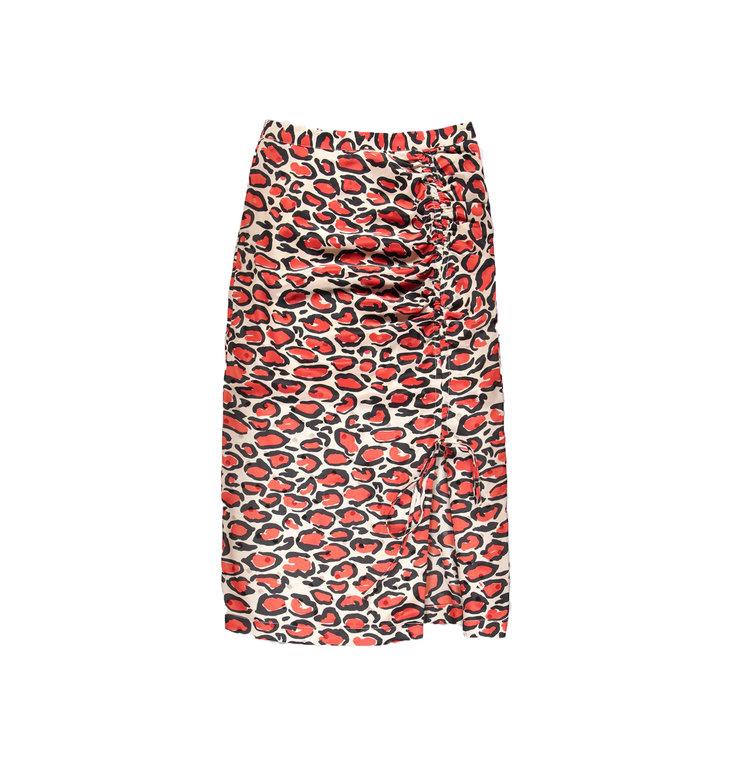 Essentiel Antwerp Essentiel Antwerp Leopard Skirt Thrasher