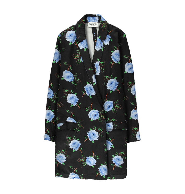 Essentiel Antwerp Essentiel Antwerp Floral Blazer Dress Tracy