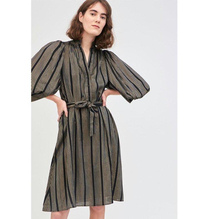 Antik Batik Antik Batik Black Dress Meeti