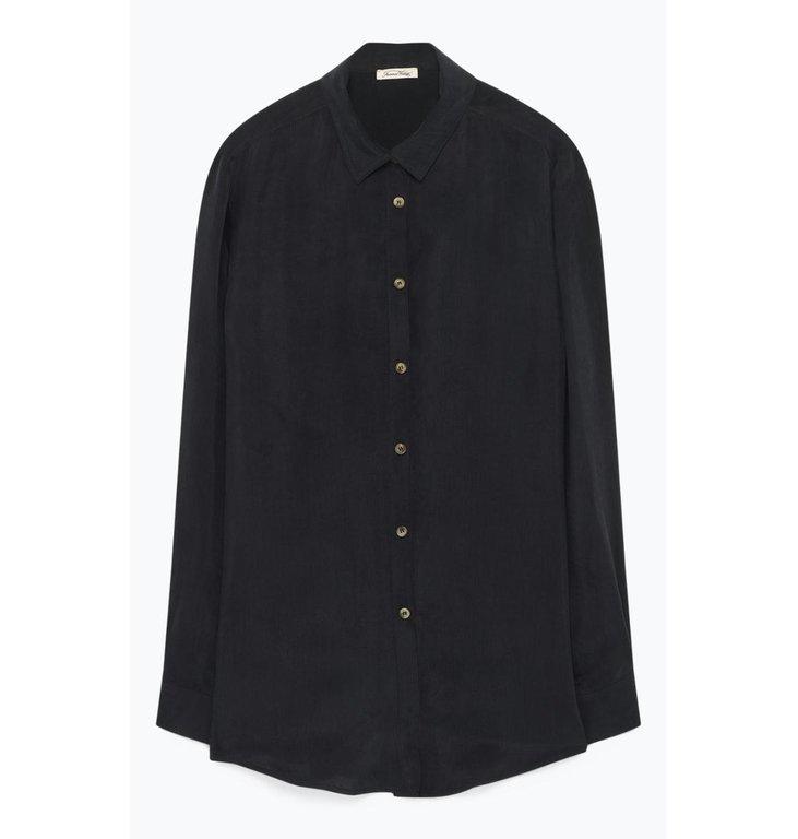 American Vintage American Vintage Black Blouse Nono160