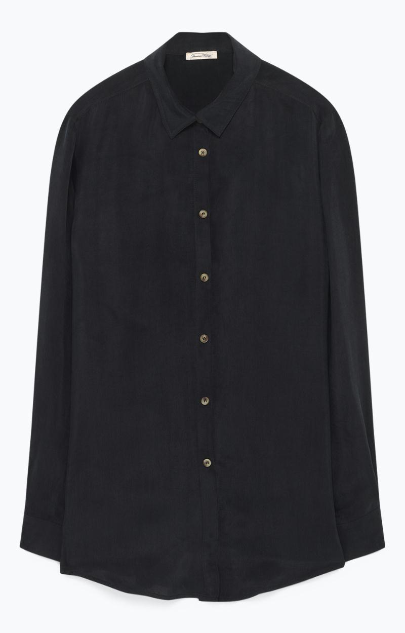 American Vintage Black Blouse Nono160