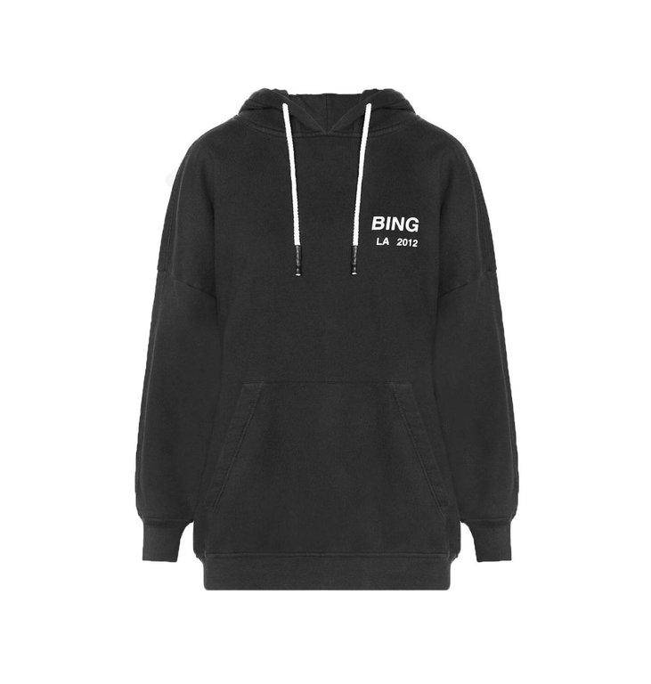 Anine Bing Anine Bing Black Lottie Hoodie A08.6058.000