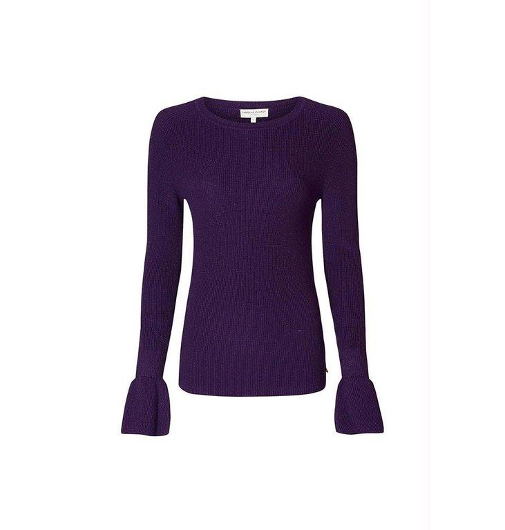Fabienne Chapot Fabienne Chapot Purple Pullover George