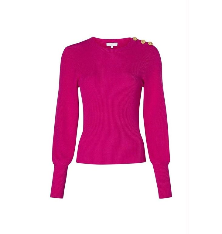 Fabienne Chapot Fabienne Chapot Pink Pullover Lillian