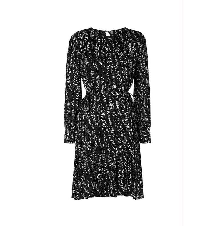 Fabienne Chapot Fabienne Chapot Zebra Print Dress Bonnie