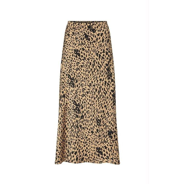 Fabienne Chapot Fabienne Chapot Camel Skirt Spot On Claire