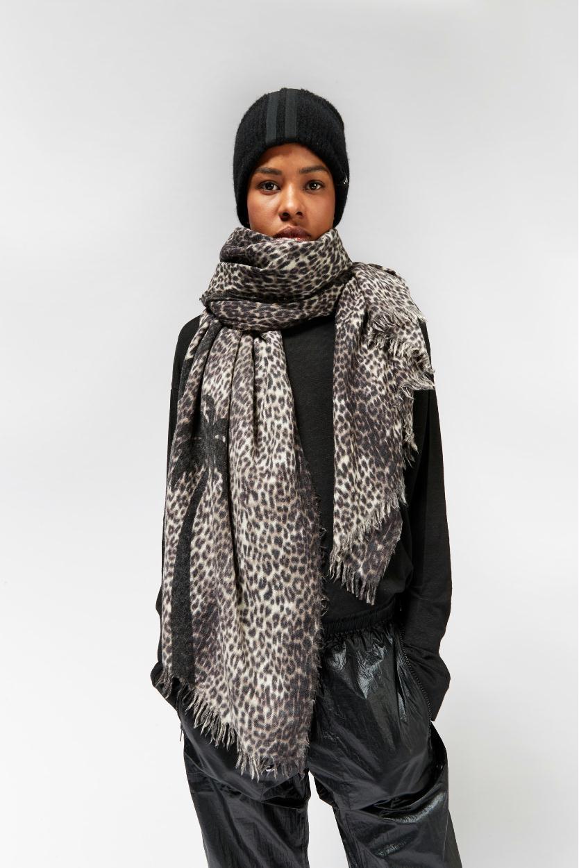 10Days Leopard Palm Scarf 20.908.9103/9