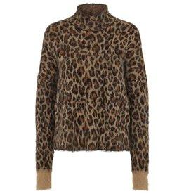 Second Female Second Female Leopard Knit Rohna