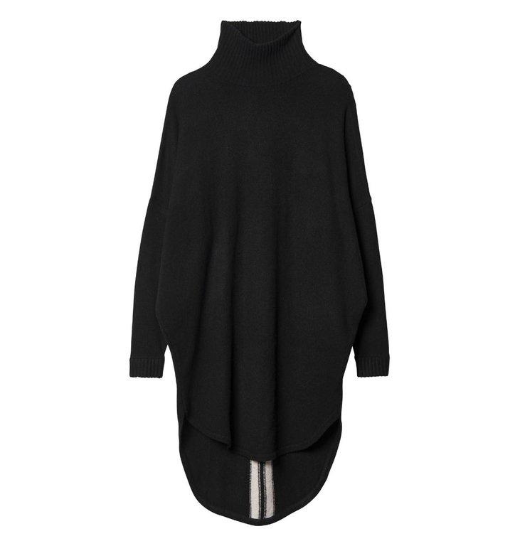 10Days 10Days Black Col Dress 20.633.9103/9