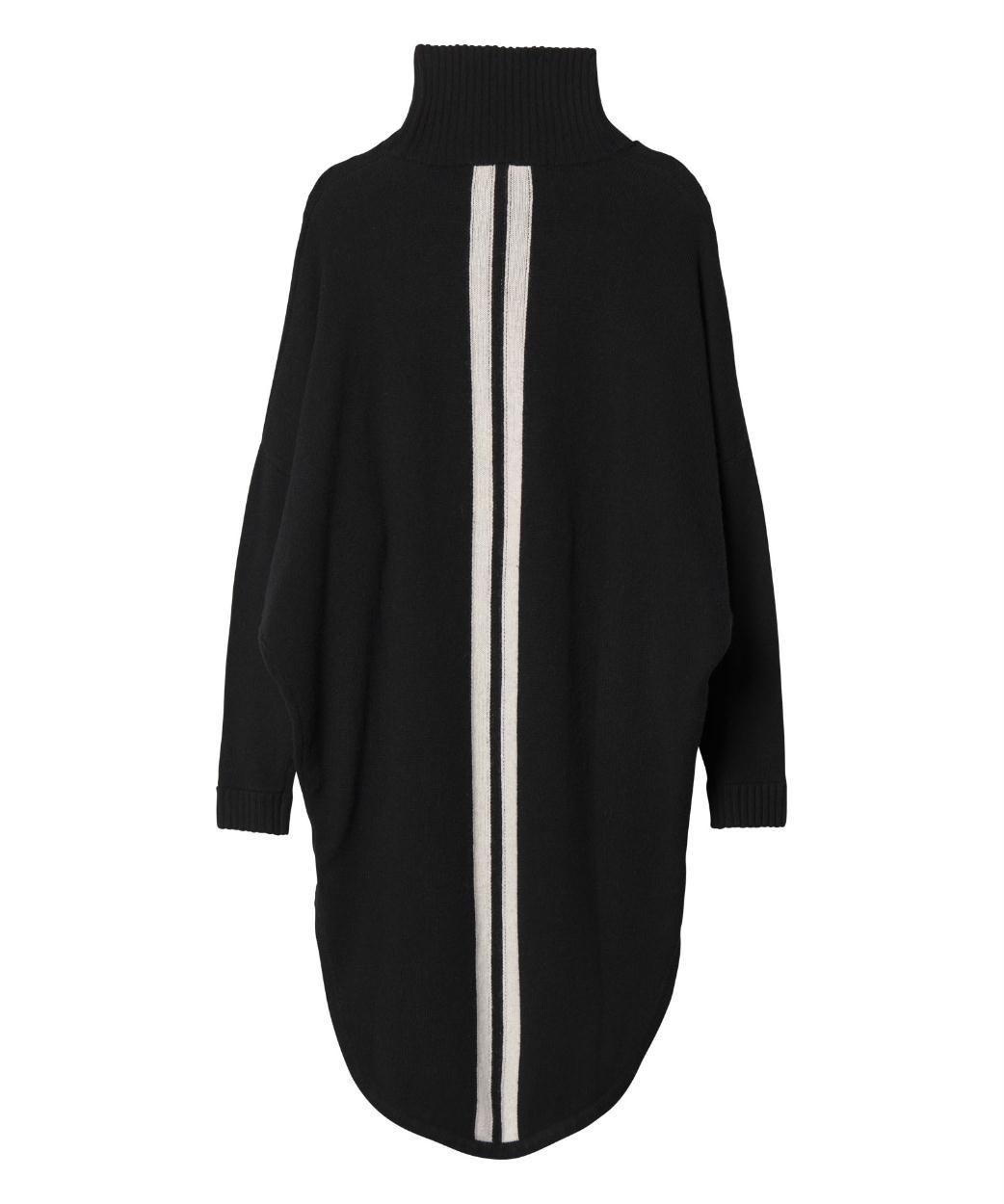 10Days Black Col Dress 20.633.9103/9