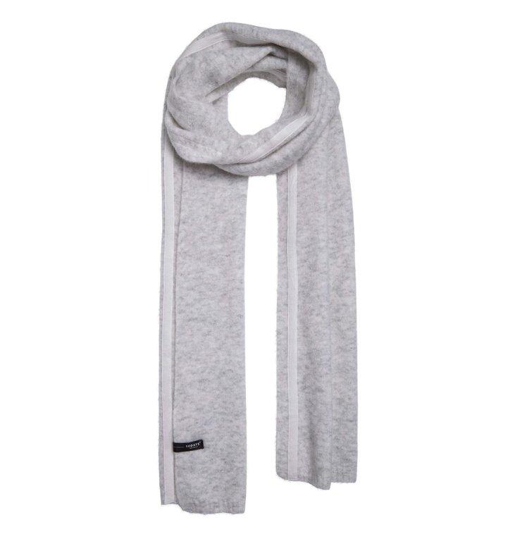 10Days 10Days Soft White Melee Scarf Merino Wool 20.690.9103/9