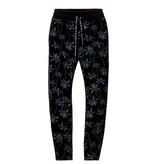10Days Black Banana Pants Palm 20.072.9103/9